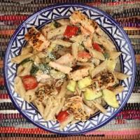 Recept Glutenvrije pasta met zalm