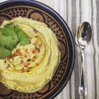 I Love Detox recept Romige avocado hummus