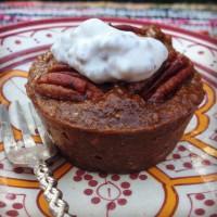 I Love Detox recept: Herfst pompoen cupcakes of muffins met banaan. Paleo proof!