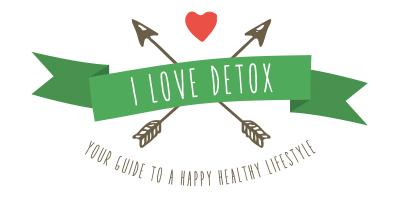 I Love Detox - REINIG  LICHAAM EN GEEST EN VOEL JE FRIS, FIT EN GEZOND