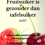 workshop verborgen suikers I Love Detox en Fitnesscentrum Epe