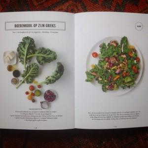 I Love Detox inspiratie: kookboek recensie Boerenkool 69 recepten