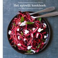 Inspiratie nodig voor de Veggetti, Spirelli of spiraalsnijder? Dit boek biedt uitkomst! I Love Detox Inspiratie!