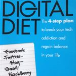 The digital diet van Daniel Sieberg in 4 stappen af van je social media verslaving, internetverslaving met dit boek over een digitale detox. Offline is the new luxury