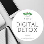 The digital diet van Daniel Sieberg in 4 stappen af van je social media verslaving, internetverslaving met dit boek over een digitale detox. Offline is the new luxury