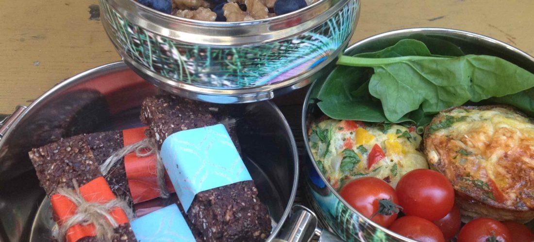 Gevarieerde detox lunchbox - Tips voor je detox kuur thuis of onder begeleiding van een detox coach