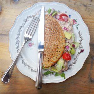 12 detox lunch tips om mee te nemen naar werk, voor picknick of onderweg. Een gezonde lunch zit boordevol energie!