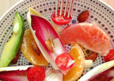 Detox lente salade. Voedzaam detox recept voor je detox kuur thuis of lente dieet. Vraag naar de mogelijkheden naar Nico van Rossum detoxcoach.