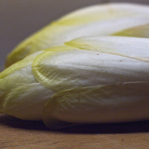 Gezonde detox groeten witlof. Heerlijk fris voor een detox lente recept voor in je detox kuur thuis!