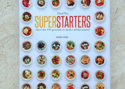 Gezonde en snelle ontbijttips: Superstarters van David Bez
