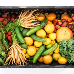 Vegetarische maaltijdbox voor in je detox kuur, biologisch voedzaam en gezond in je detox kuur