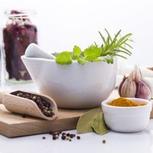 Detox recept met kruiden en specerijen: Veganistische Tikka Masala